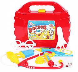 Детский набор Доктора в чемоданчике, ТехноК (4012)