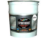 Грунт алкидный KOMPOZIT ГФ-021 антикоррозионный белый 25кг