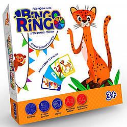 Дитяче розвиваюче Лото Bingo Ringo (укр), Danko Toys (GBR-01-01U)