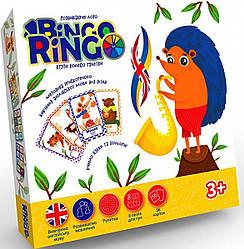 Дитяче розвиваюче Лото Bingo Ringo (укр/англ), Danko Toys (GBR-01-01EU)