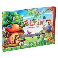 Игра бродилка Elfin (рус), Strateg (30512)