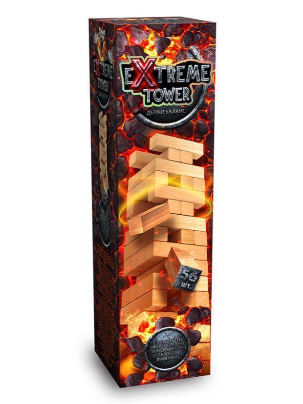 Гра Дженга Extreme Tower, Danko Toys (XTW-01-01)