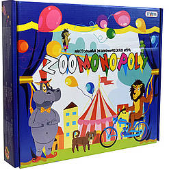 Игра Монополия для детей (рус),Strateg (7006)
