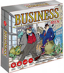 Игра настольная Business Men (рус), Strateg (30556)