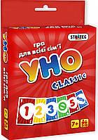Игра Уно Uno, Strateg (7015)
