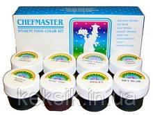 Chefmaster Набор кондитерских красок