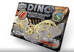 Раскопки динозавров Стегозавр Трицератопс, Danko Toys (DP-01-02)