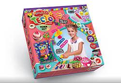 Тесто-пластилин набор 25 цветов с аксессуарами, Danko Toys (TMD-05-02)