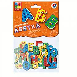 Украинская магнитная азбука (укр), Vladi Toys (VT5900-02)