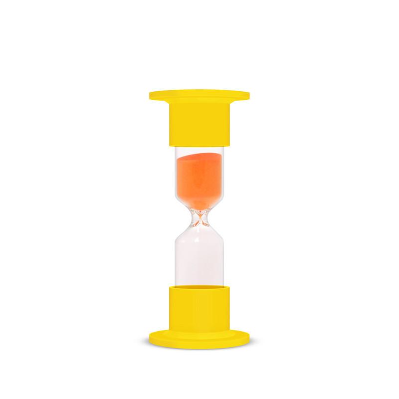 Часы песочные на 1 минуту лабораторные стеклянные, Стеклоприбор (202501)