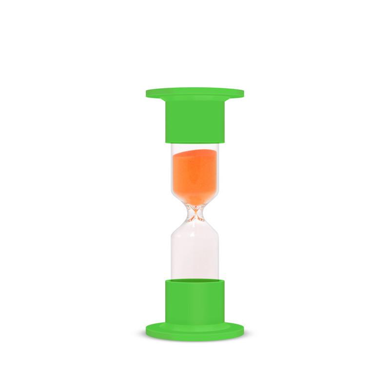 Часы песочные на 3 минуты лабораторные стеклянные, Стеклоприбор (202503)
