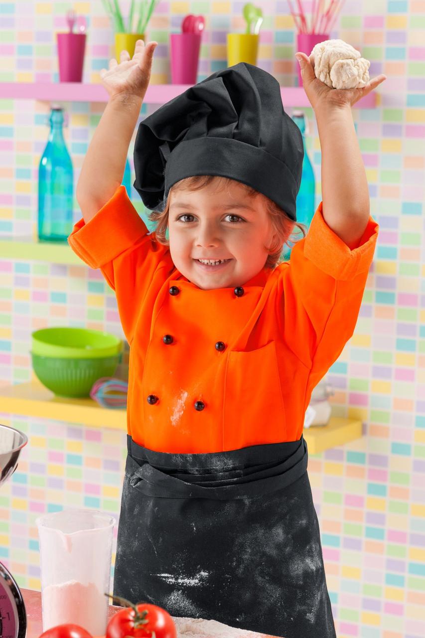 Китель для повара детский TEXSTYLE