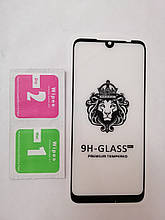 Защитное стекло Xiaomi Redmi Note 7 Lion Black