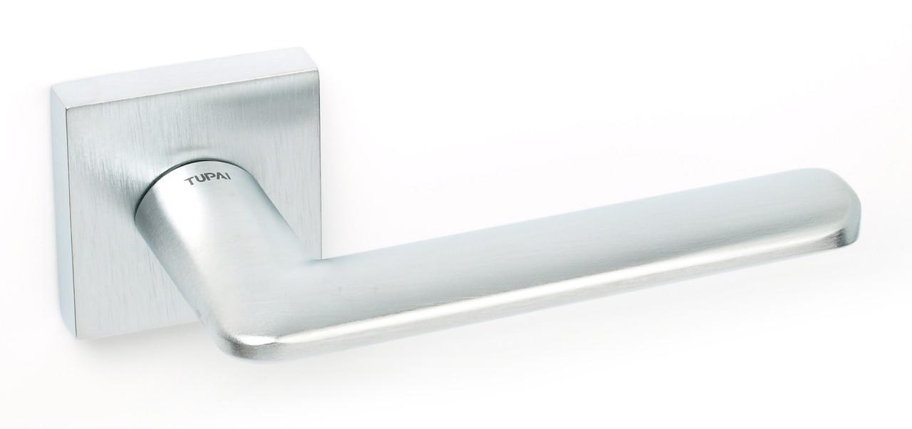 Дверна ручка Tupai 3098Q /96 хром матовий