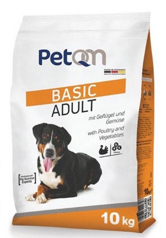 Сухой корм для собак PetQM Dog Basic Adult, 10 кг