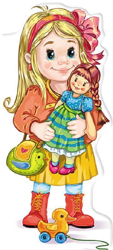 Книга для детей Воспитанные девочки (укр), Ранок (А354004У)