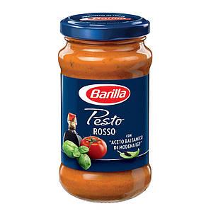 Соус Pesto BARILLA Rosso, 200г, 12шт/ящ