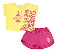 Детский летний костюм (футболка+шорты) Bembi (р.110-122)