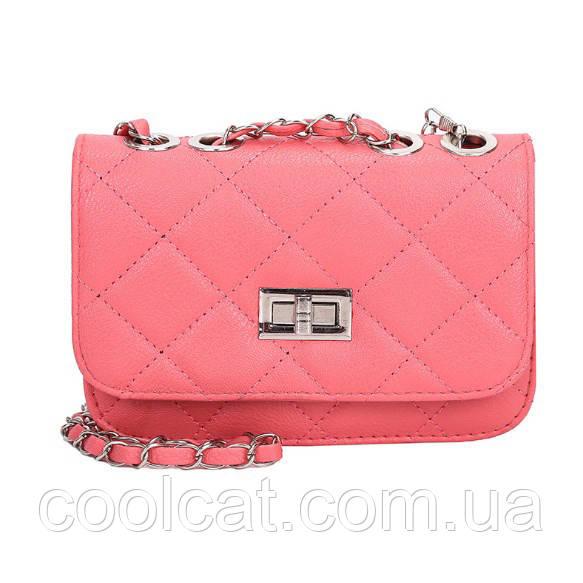 Женская сумочка + Подарок!  Женский клатч, Стильная сумка (25 х 14,5 х 6 см)