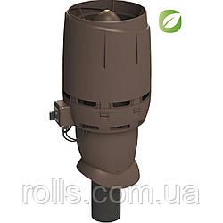 Вентилятор FLOW ECo 110 P Вентилятор VILPE Коричневый