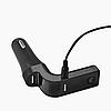 Bluetooth FM трансмиттер (модулятор) G7 с микрофоном и картой памяти + Карандаш Fix it pro в ПОДАРОК!, фото 8