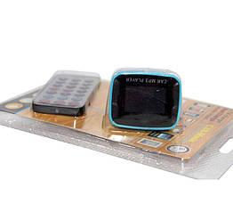 Автомобильный FM-модулятор YC-955A + AUX, трансмиттер, фото 3