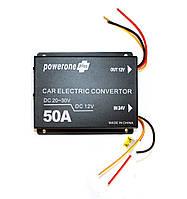 Инвертор PowerOne+ (24V-12V) 50A
