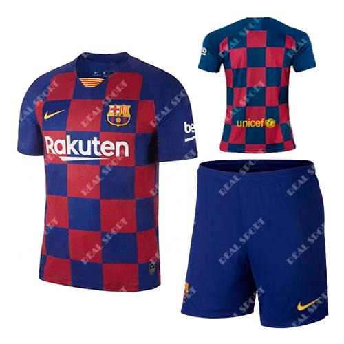 Футбольная форма Барселона 2019-2020 Основная