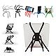 """Универсальный гибкий держатель """"паук"""" для гаджетов до 8"""", фото 5"""