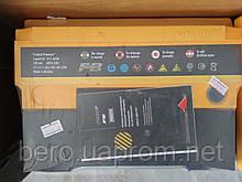 Акумулятор 60 А, FB, 600 A (EN), жовтий