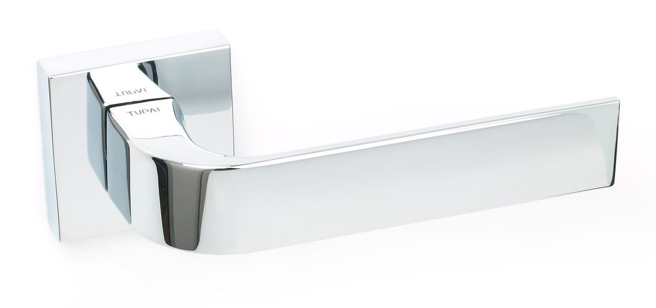 Дверна ручка Tupai 2732 Q /03 хром полірований