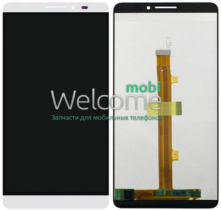 Модуль Huawei Mate 8 (NXT-L09,NXT-L29A) white дисплей экран, сенсор тач скрин Хуавей Хуавэй Мейт, фото 2