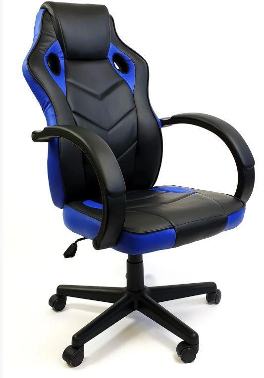 Крісло комп'ютерне 7F RACER EVO синє