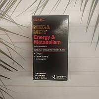GNC Mega Men Energy & Metabolism 180 tab