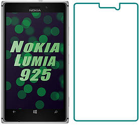 Защитное стекло Nokia Lumia 925 (Прозрачное 2.5 D 9H) (Люмия 925)
