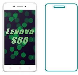 Защитное стекло Lenovo S60 (Прозрачное 2.5 D 9H) (Леново С60)