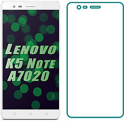 Защитное стекло Lenovo K5 Note A7020 (Прозрачное 2.5 D 9H) (Леново К5 Ноут Ноте)