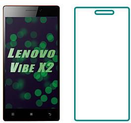 Защитное стекло Lenovo Vibe X2 (Прозрачное 2.5 D 9H) (Леново Вайб Х2)