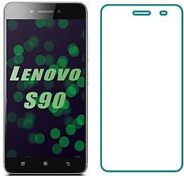 Защитное стекло Lenovo S90 (Прозрачное 2.5 D 9H) (Леново С90 Сислей)
