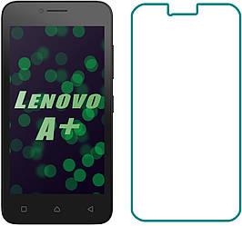 Защитное стекло Lenovo A Plus A1010a20 (Прозрачное 2.5 D 9H) (Леново А Плюс)