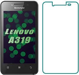 Защитное стекло Lenovo A319 (Прозрачное 2.5 D 9H) (Леново А319)