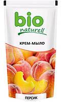 Bio Naturell Жидкое мыло Персик дой-пак 500мл