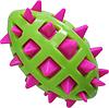 Игрушка для собак GimDog Big Bang Мяч Регби, М