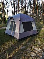 Компактный шатер разборной 3х3 с москитной сеткой и со стенками