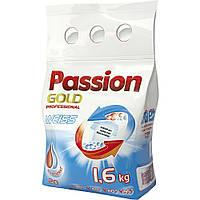 Passion Gold порошок для стирки белого белья 1.6кг