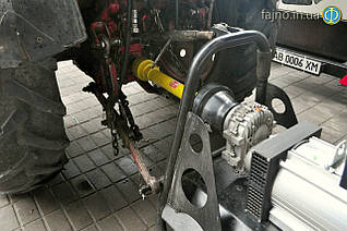 Генератор ВОМ AgroVolt AV 38 (38 кВА, 30,4 кВт, 3ф~)