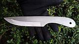 Нож для метания BLESSMITH. Модель Осетр 2., фото 2