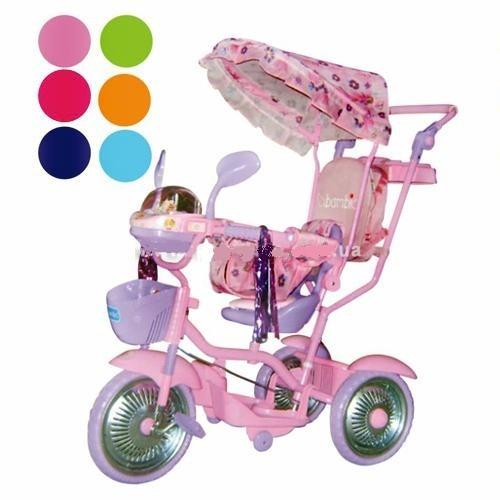 Велосипед детский трехколесный WS 821.