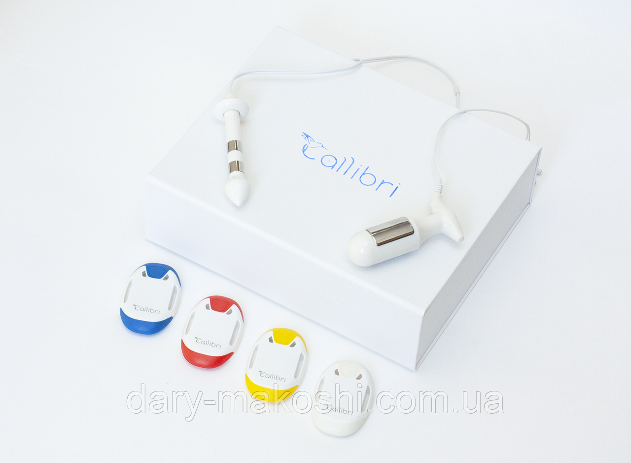 Комплекс БОС «Callibri BeFit PRO» для урологии и гинекологии (Профессиональная версия)