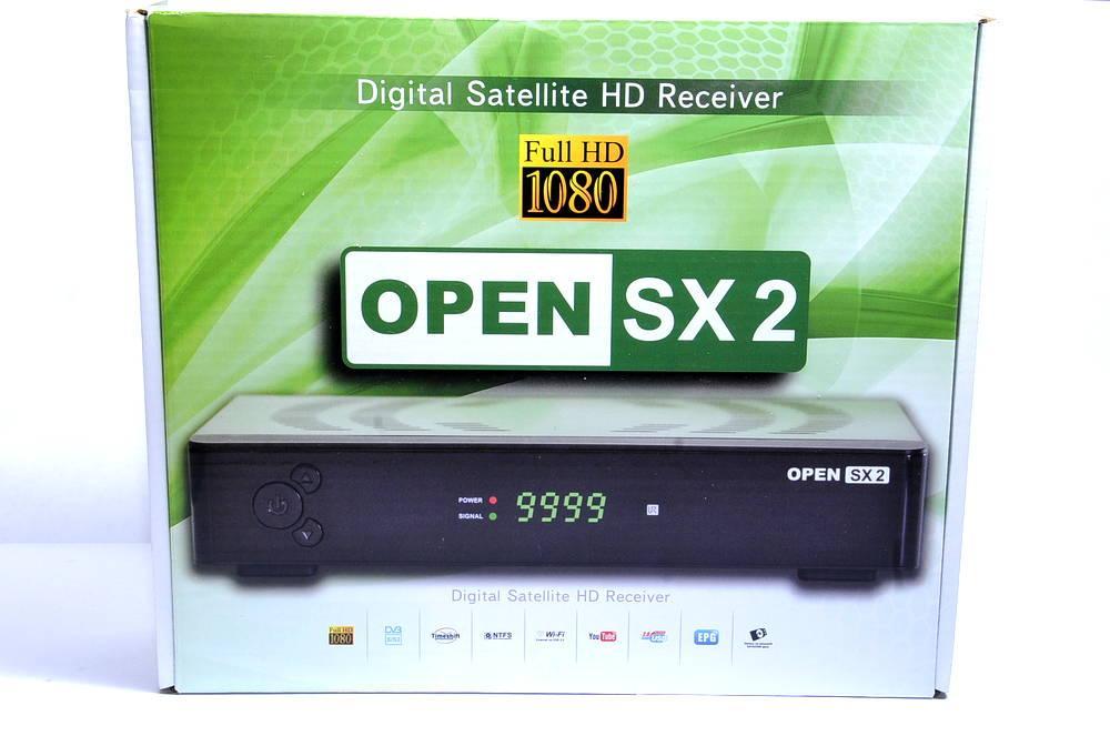 Спутниковый ресивер HDTV Openbox SX2 HD